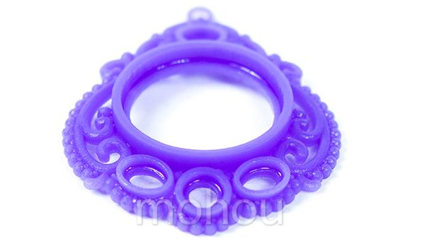 紫蜡(Visijet M2)-可直接铸造