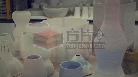 彩色陶瓷3D打印