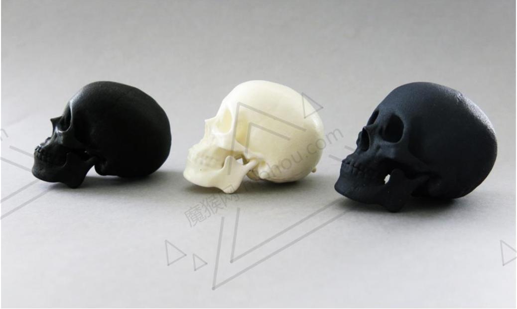 3D打印PA11,PA12和惠普PA12