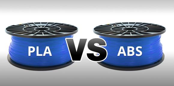 3D打印材料:ABS和PLA