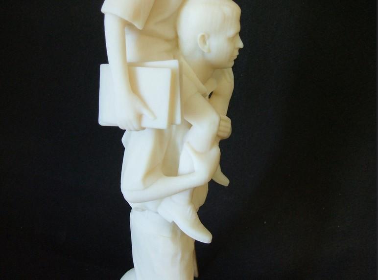 3D打印材料:光敏树脂 - 图片