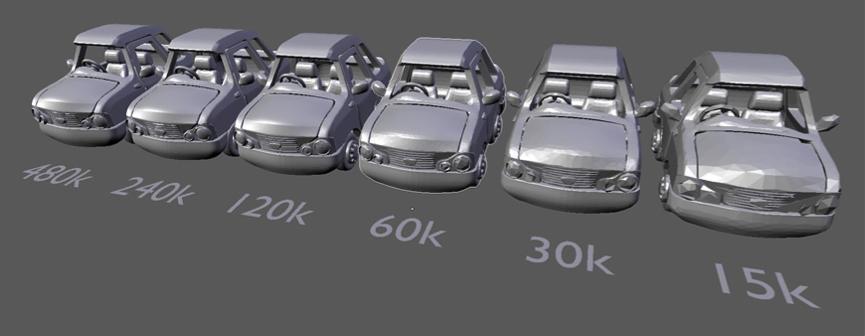 如何修复3D打印用模型文件? - 图片