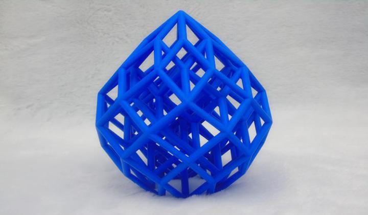 3D打印艺术品:艺术你的人生