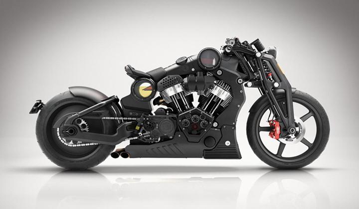 3D打印,从设计源头改变摩托车制造过程