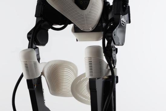 3D打印仿生服,为半机械人打造肌肉与骨骼