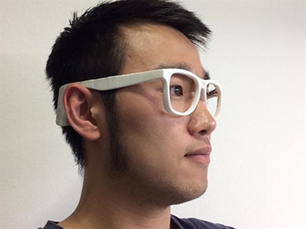"""生命不能承受之""""重"""":3D打印饮食眼镜玩出减肥新花样"""