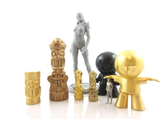 3D打印包埋技巧