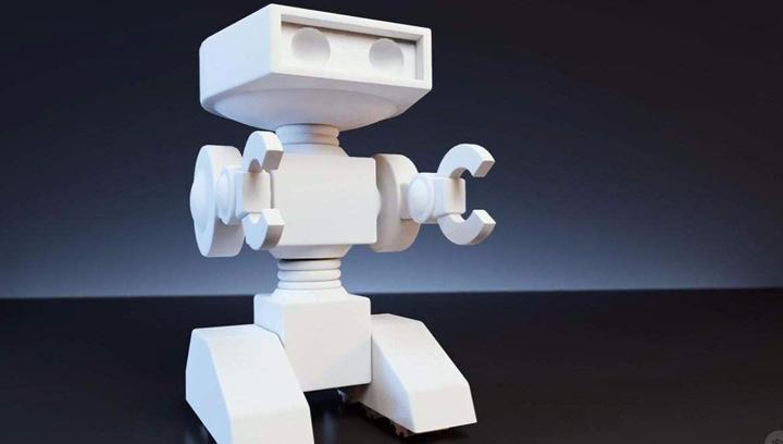 麻省理工学院打造3D打印机器人 灵感来自金甲虫 - 图片