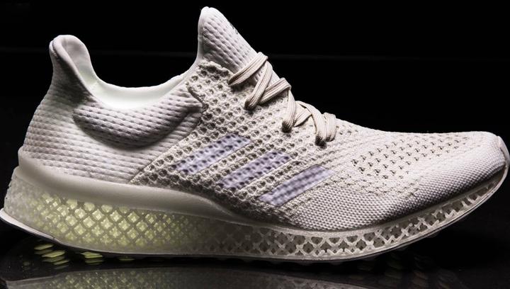 Under Armour推出全新3D打印运动鞋Futurist - 图片