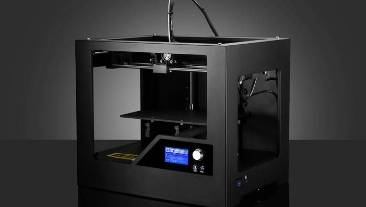 第一台用平板电脑固化树脂的3D打印机 - 图片