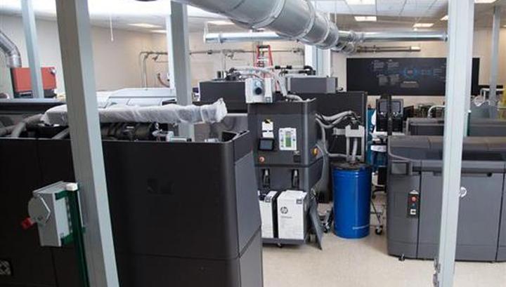 新动向:惠普3D打印耗材实验室投入运行 - 图片