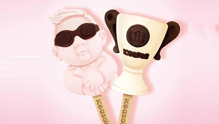 堪比印钞机,可爱雪3D打印冰淇淋聚拢财富有绝招 - 图片