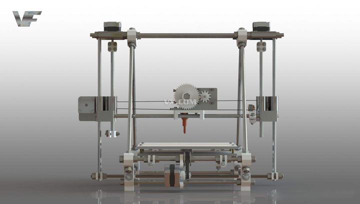 """美国开发商Kudo3D拟在4月推出低成本""""Bean""""SLA 3D打印机 - 图片"""