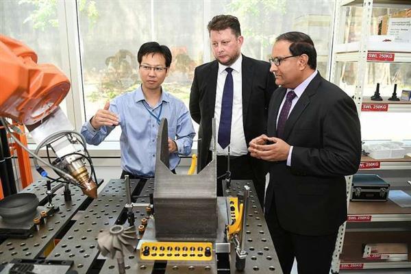 新加坡首个金属3D打印中心开始运营 - 图片