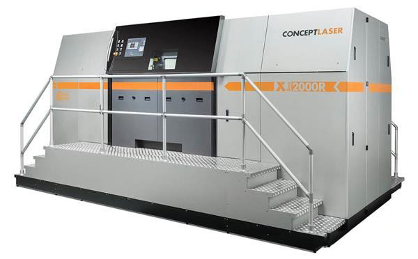 GE将展出世界最大金属3D打印机