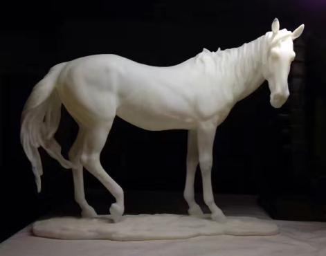 无限制塑形能力会替代传统雕塑吗? - 图片