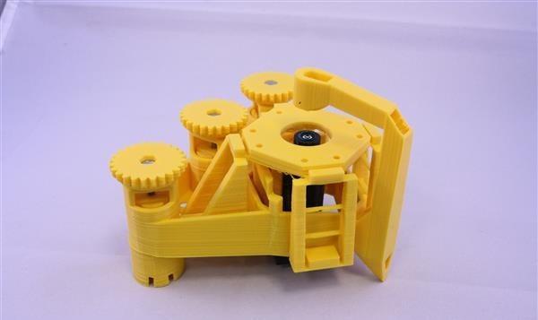 又一款超经济的开源3D打印显微镜