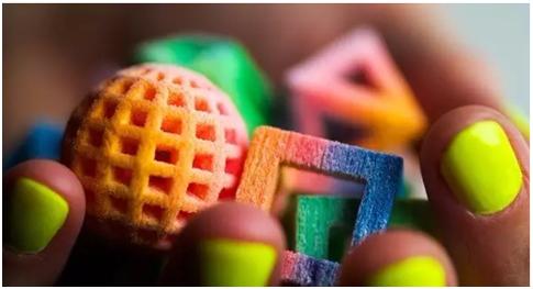 """""""了不得""""的3D打印美食"""