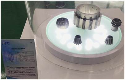 西帝摩发布全球最大SLM金属3D打印机 - 图片