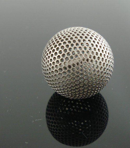 钛合金3D打印材料性能 - 图片
