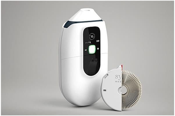 Syqe Medical 3D打印大麻吸入器将进军国际市场 - 图片