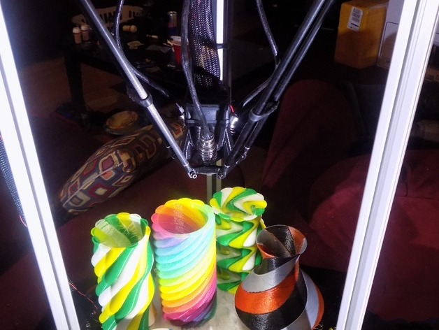 给你的耗材安个家——3D打印线材储料盒eBOX - 图片