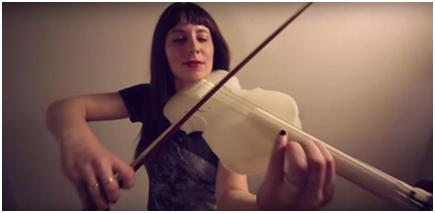 开源Hovalin 3D打印小提琴 Hovalin