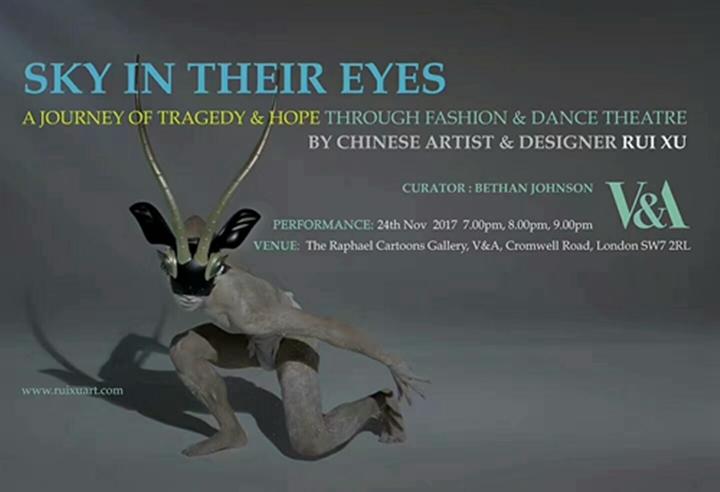 """魔猴3D打印助力中国艺术家,环保时尚剧场闪亮英国博物馆""""中国之夜"""" - 图片"""