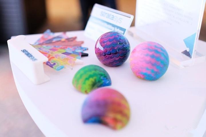 技术趋势:50万色全彩3D打印色域超美标印刷120% - 图片