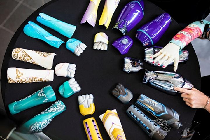 Limbitless Solutions在美国开展第一例3D打印假肢临床试验 - 图片