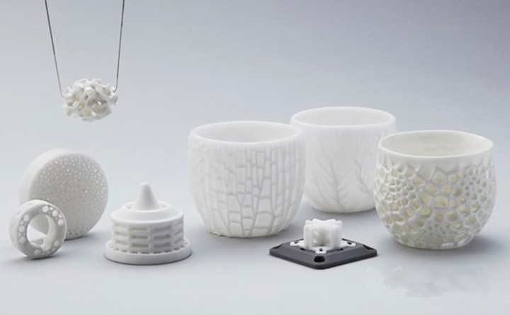陶瓷3D打印树脂问世,又一个被解决材料问题的领域 - 图片