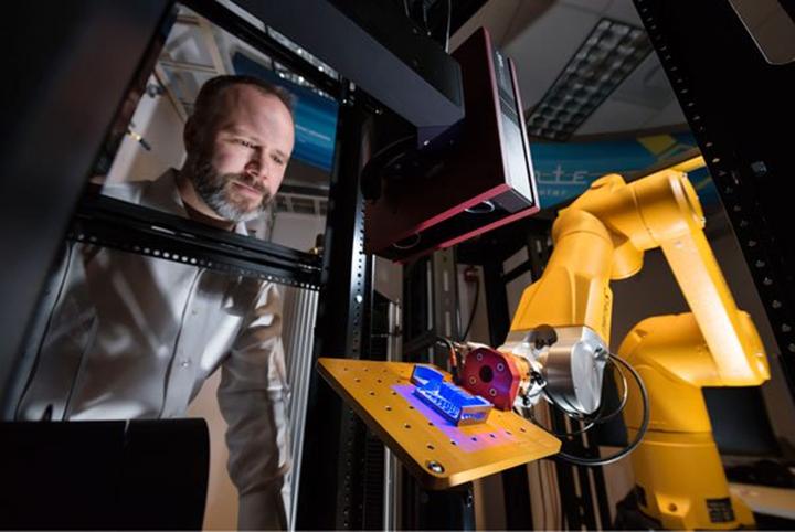 桑迪亚国家实验室开发模块化机器人用于快速测试3D打印部件 - 图片