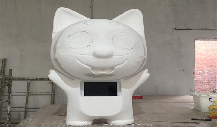 泡沫雕塑工艺介绍 - 图片