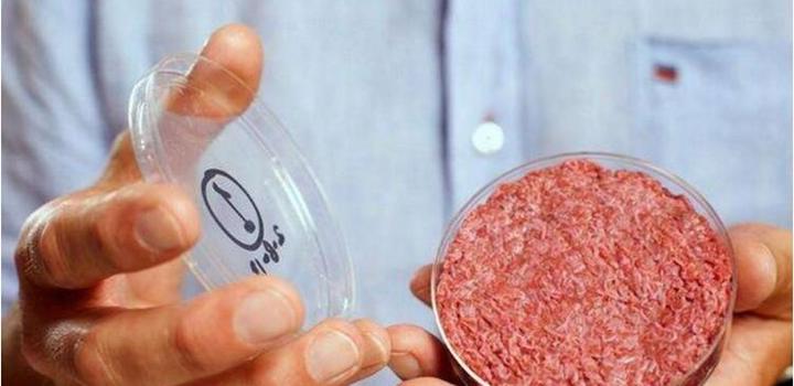 由豌豆和海藻制成的3D打印牛排未来将走上餐桌 - 图片