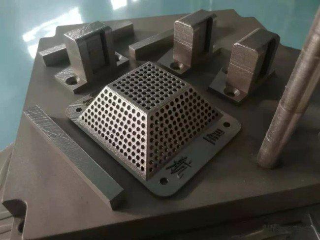 航天科工集团ASA-260M装备完成复杂管路零部件3D打印成形