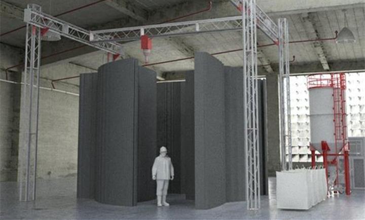 世界上最大的建筑3D打印机将于2019年进入沙特阿拉伯 - 图片
