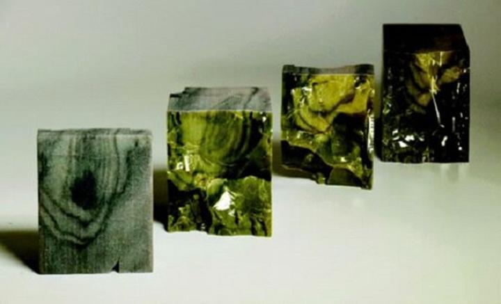 研究人员开发出3D打印木质耗材,打印出纯木头 - 图片