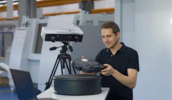 3D扫描模型效果差,如何扫描出理想的三维模型?