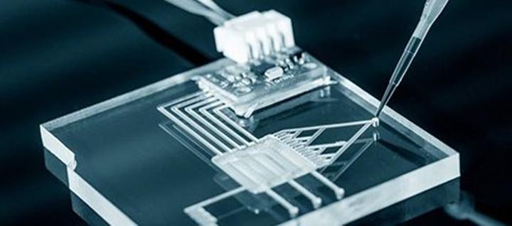 耦合水域的桥梁 科学家3D打印全液体'实验室芯片' - 图片