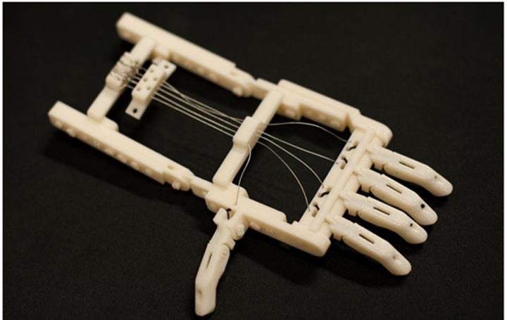 研究!看美国研究人员如何继续改进儿童3D打印假肢 - 图片