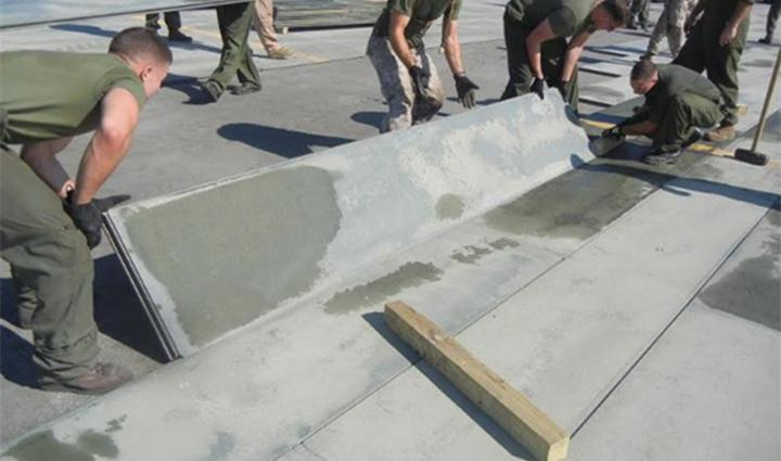 ITAMCO和普渡大学合作为美国空军开发3D打印跑道垫 - 图片