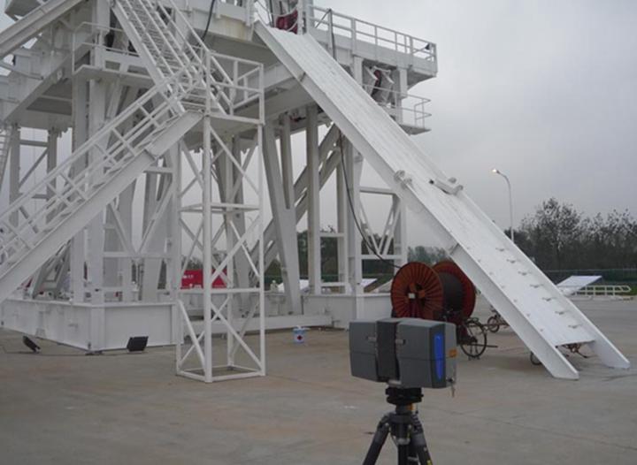 3D扫描之大型物体形变检测 - 图片
