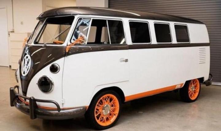 3D打印大众概念巴士T20曝光,效果惊人!