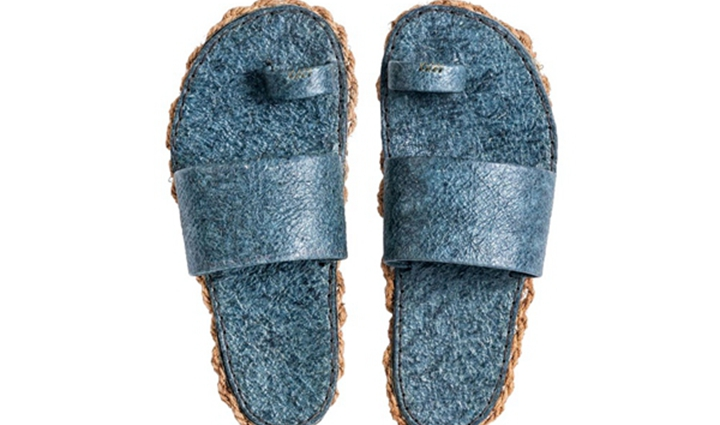 LUCIESTRYJTNAROVá和FILLAMENTUM创造可生物降解的3D印花凉鞋