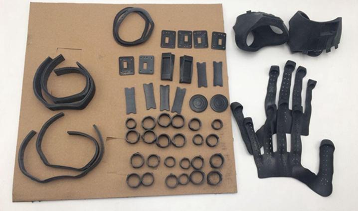 3D打印材料:3D打印橡胶材料介绍