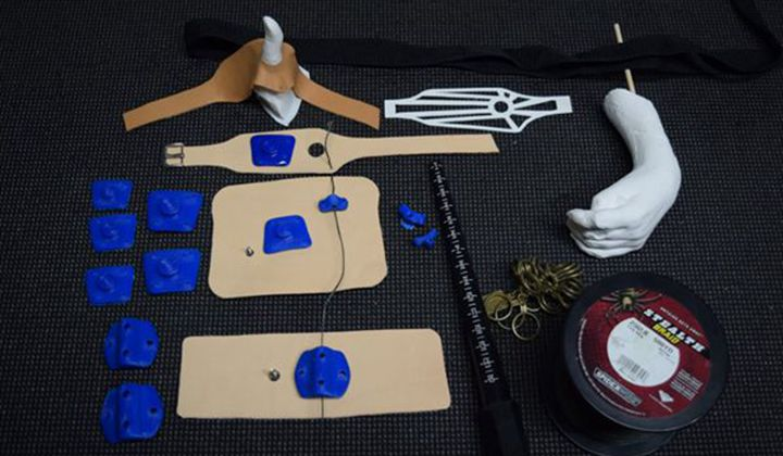 医疗创新!研究人员为癫痫病人开发专用3D打假肢 - 图片