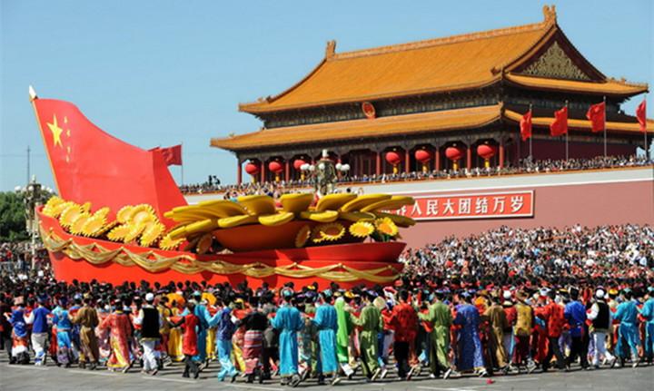 國慶彩車太震撼!盛大的慶典背后可少不了3D打印的貢獻 - 圖片
