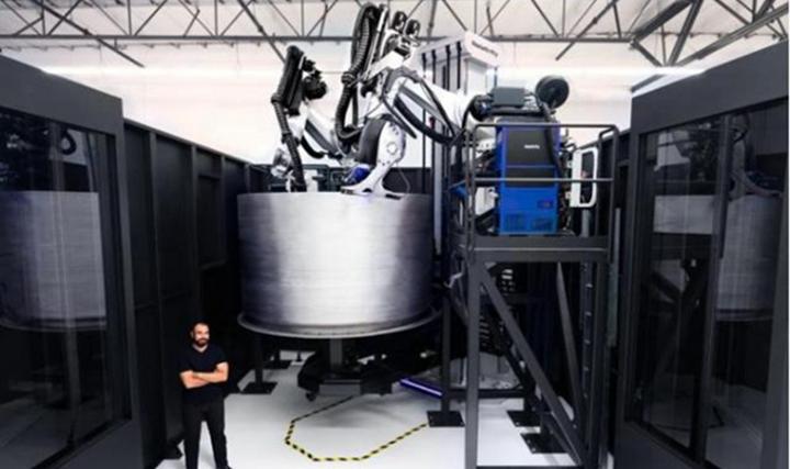 天方夜譚?3D打印火箭迎來測試,即將上天 - 圖片