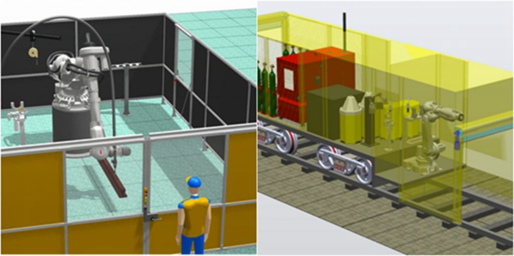 AMEY評估用于英國鐵路網現場修復的機器人3D打印機