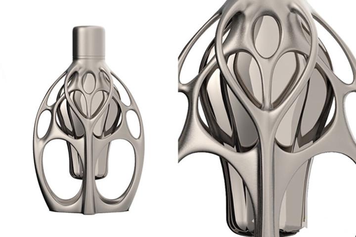 不跨界毋宁死!FA赛车即将推出3D打印香水系列 - 图片
